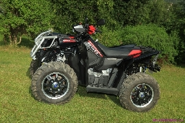 Quad occasion : POLARIS Scrambler 850 4x4