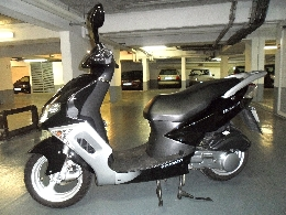 Scooter occasion : PEUGEOT Sum Up 125