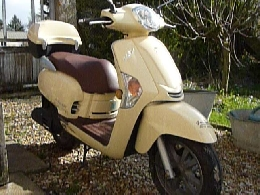 Scooter occasion : KYMCO Like 50