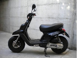 Scooter occasion : MBK Booster Spirit 50