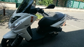 Scooter occasion : PEUGEOT Citystar 125