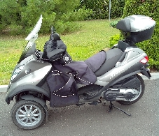 Scooter occasion : PIAGGIO MP3 400