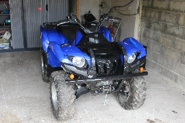 Quad occasion : YAMAHA Grizzly 700 MAGA