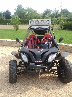 Buggy / SSV occasion : BOOXT Koxxer 525