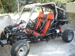 Buggy / SSV occasion : GLAMIS G300