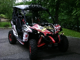 Buggy / SSV occasion : CAN-AM Maverick 1000 toutes options