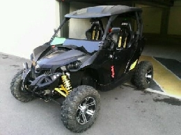 Buggy / SSV occasion : CAN-AM Maverick 1000 xrs