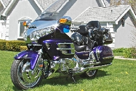Moto occasion : HONDA GL 1800 Goldwing ABS