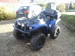 Quad occasion : YAMAHA Grizzly 550