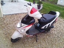 Scooter occasion : ZNEN Speeder 50