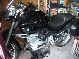 Moto occasion : BMW R 1150 R abs