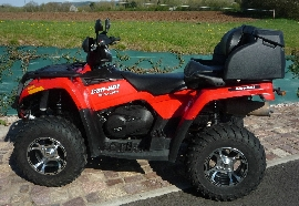 Quad occasion : CAN-AM BOMBARDIER Outlander 400