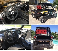 Buggy / SSV occasion : CAN-AM Commander 1000