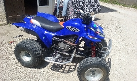 Quad occasion : AXR 300 SP