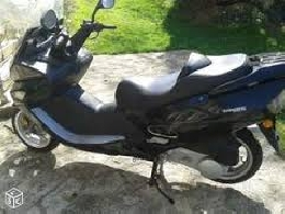 Scooter occasion : REVATTO Imperator 125 gts