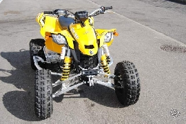 Quad occasion : CAN-AM BOMBARDIER DS 450