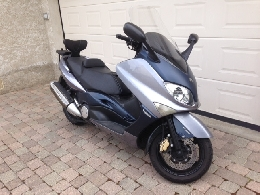Scooter occasion : YAMAHA T-Max