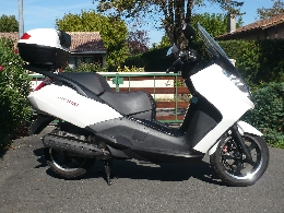 Scooter occasion : PEUGEOT Satelis 125 RS