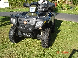Quad occasion : POLARIS Sportsman 500 HO
