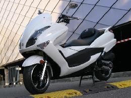 Scooter occasion : ROADBIKE Elite 125