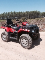 Quad occasion : POLARIS Sportsman 550 Xps touring