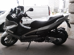 Scooter occasion : GILERA Nexus 300