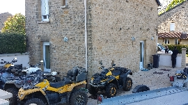 Quad occasion : CAN-AM BOMBARDIER Outlander 800 xxc