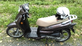 Scooter occasion : PEUGEOT Tweet 50