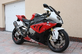 Moto occasion : BMW S 1000 RR
