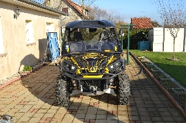 Buggy / SSV occasion : CAN-AM Commander 1000 KPK