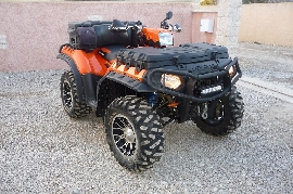 Quad occasion : POLARIS Sportsman 850 Madness