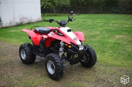 Quad occasion : POLARIS Trail Blazer 330 Excellent état