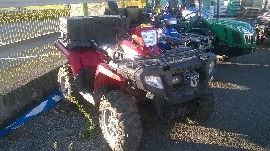 Quad occasion : POLARIS Sportsman 800 ho twin injection