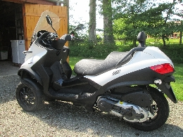 Scooter occasion : PIAGGIO MP3 500 sport