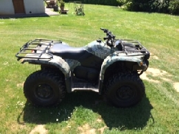 Quad occasion : YAMAHA Grizzly 450 camouflage