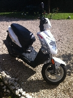 Scooter occasion : KYMCO Agility 50
