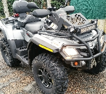Quad occasion : CAN-AM BOMBARDIER Outlander 800 max r xtp