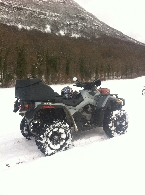 Quad occasion : CAN-AM BOMBARDIER Outlander 800