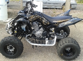 yamaha yfm r raptor annonce quad yamaha yfm r raptor occasion. Black Bedroom Furniture Sets. Home Design Ideas
