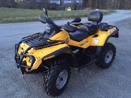 Quad occasion : CAN-AM BOMBARDIER Outlander 800 Max XT