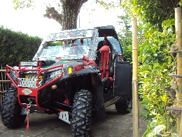 Buggy / SSV occasion : polaris RZR 570