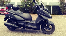 Scooter occasion : KYMCO Dink Street 125