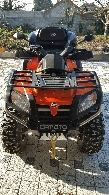 Quad occasion : CFMOTO TerraLander 800 orange