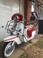 Scooter occasion : LAMBRETTA TV 225