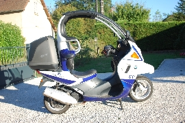 Scooter occasion : BMW C1 125 Williams F1