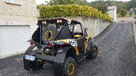 Buggy / SSV occasion : CAN-AM Maverick 1000 xxc