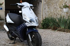 Scooter occasion : GENERIC Xor 50 williams