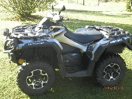 CAN-AM BOMBARDIER Outlander 1000 xt
