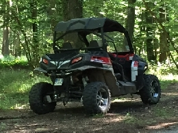 Buggy / SSV occasion : CFMOTO ZForce 800