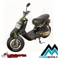 Scooter occasion : MBK Booster Spirit 50 Victoria bull
